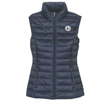 Oblečenie Ženy Vyteplené bundy JOTT SEDA Námornícka modrá