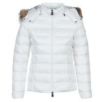 Oblečenie Ženy Vyteplené bundy JOTT LUXE Biela