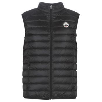 Oblečenie Muži Vyteplené bundy JOTT TOM Čierna