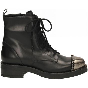 Topánky Ženy Polokozačky Albano VITELLO nero