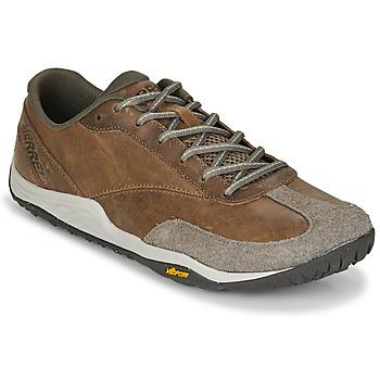 Topánky Muži Univerzálna športová obuv Merrell TRAIL GLOVE 5 LTR Hnedá