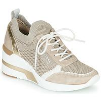 Topánky Ženy Nízke tenisky Mustang 1303303-4 Béžová