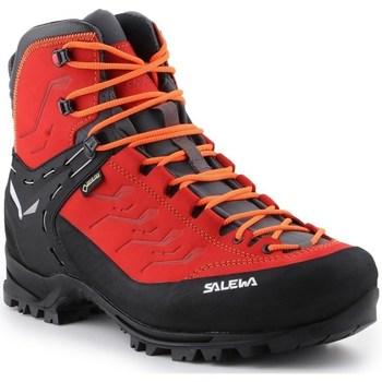 Topánky Muži Turistická obuv Salewa MS Rapace Gtx Čierna,Červená