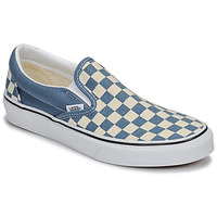 Topánky Slip-on Vans CLASSIC SLIP-ON Modrá / Biela