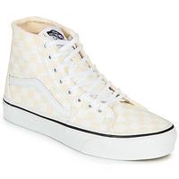 Topánky Ženy Členkové tenisky Vans SK8-HI TAPERED Ružová / Biela