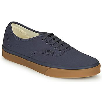 Topánky Muži Nízke tenisky Vans AUTHENTIC Námornícka modrá
