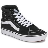 Topánky Členkové tenisky Vans COMFYCUSH SK8-HI Čierna / Biela