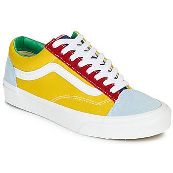Topánky Nízke tenisky Vans STYLE 36 Viacfarebná
