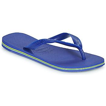 Topánky Žabky Havaianas BRASIL Námornícka modrá