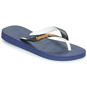 Topánky Žabky Havaianas TOP MIX Námornícka modrá / Čierna