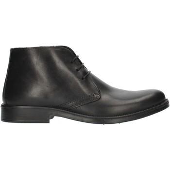 Topánky Muži Polokozačky Enval 4220100 Black