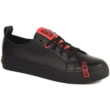 Topánky Ženy Nízke tenisky Big Star INT1222B Čierna