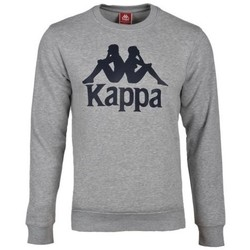Oblečenie Muži Mikiny Kappa Sertum RN Sivá