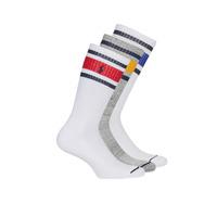 Doplnky Muži Ponožky Polo Ralph Lauren 3PK OC CH ST-CREW-3 PACK Biela
