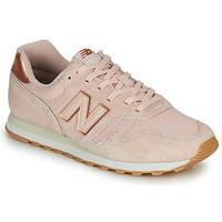 Topánky Ženy Nízke tenisky New Balance 373 Ružová