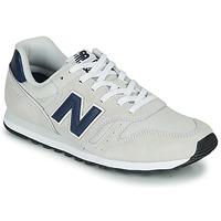 Topánky Muži Nízke tenisky New Balance 373 Béžová / Námornícka modrá