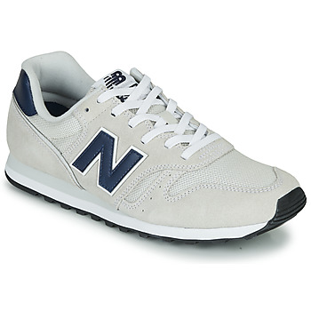 Topánky Nízke tenisky New Balance 373 Béžová / Námornícka modrá