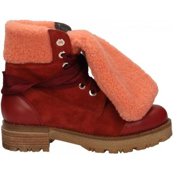 Topánky Ženy Derbie Tiffi T1 PWS bordo_SS_