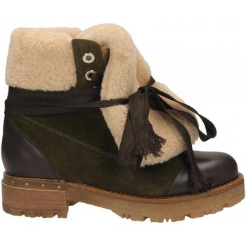 Topánky Ženy Derbie Tiffi T1 PWS marrone
