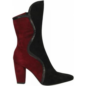 Topánky Ženy Derbie Tiffi AMALFI amaranto