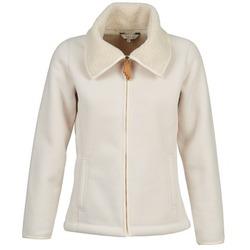 Oblečenie Ženy Flísové mikiny Aigle IDESIA Krémová
