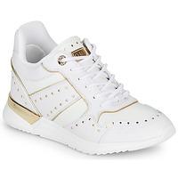 Topánky Ženy Nízke tenisky Guess FL5REJ-ELE12-WHITE Biela