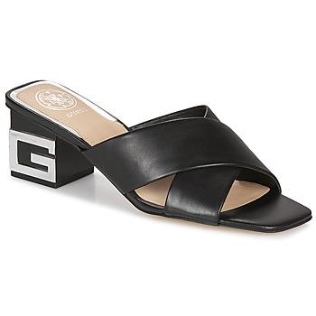 Topánky Ženy Šľapky Guess MADRA Čierna
