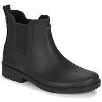 Topánky Ženy Čižmy do dažďa Aigle CARVILLE Čierna