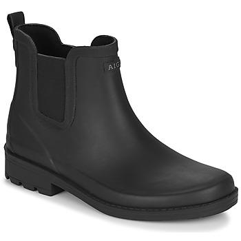 Topánky Ženy Gumaky Aigle CARVILLE Čierna