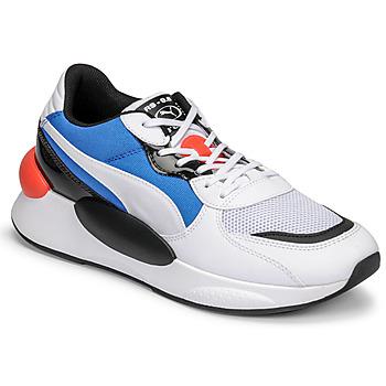 Topánky Muži Nízke tenisky Puma RS 9.8 MERMAID Biela / Čierna / Modrá