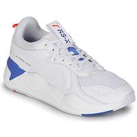 Topánky Nízke tenisky Puma RS-X MASTER Biela / Námornícka modrá
