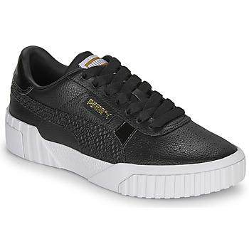 Topánky Ženy Nízke tenisky Puma CALI Čierna