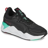 Topánky Muži Nízke tenisky Puma RS-X Čierna / Biela