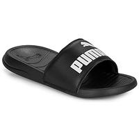 Topánky športové šľapky Puma POPCAT Čierna