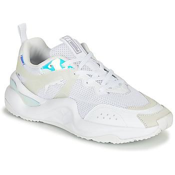 Topánky Ženy Nízke tenisky Puma RISE Glow Biela