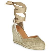 Topánky Ženy Sandále Castaner CARINA Zlatá
