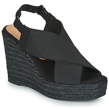 Topánky Ženy Sandále Castaner FEDERICA Čierna