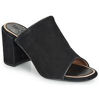 Topánky Ženy Šľapky Superdry EDIT MULE Čierna