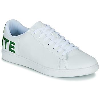 Topánky Muži Nízke tenisky Lacoste CARNABY EVO 120 7 US SMA Biela / Zelená