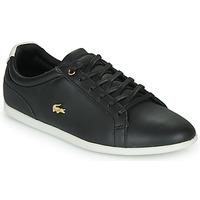 Topánky Ženy Nízke tenisky Lacoste REY LACE 120 1 CFA Čierna / Biela