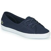 Topánky Ženy Nízke tenisky Lacoste ZIANE CHUNKY BL 2 CFA Námornícka modrá
