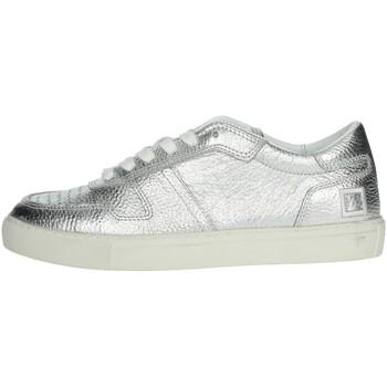 Topánky Ženy Nízke tenisky Date E20-9 Silver