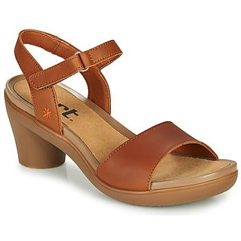 Topánky Ženy Sandále Art ALFAMA Hnedá