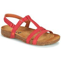 Topánky Ženy Sandále Art I BREATHE Červená
