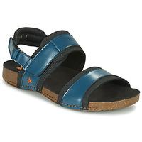 Topánky Muži Sandále Art I BREATHE Modrá