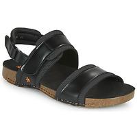 Topánky Muži Sandále Art I BREATHE Čierna