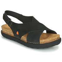 Topánky Ženy Sandále Art RHODES Čierna