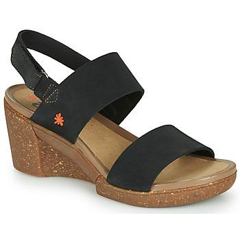 Topánky Ženy Sandále Art ROTTERDAM Čierna