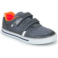 Topánky Chlapci Nízke tenisky Chicco FREDERIC Modrá / Oranžová