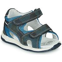 Topánky Chlapci Športové sandále Chicco GEREMIA Modrá